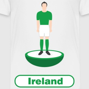 Ireland Football - Kids' Premium T-Shirt