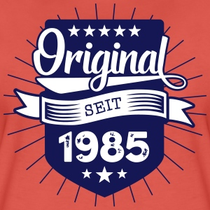 Original 1985 - Frauen Premium T-Shirt