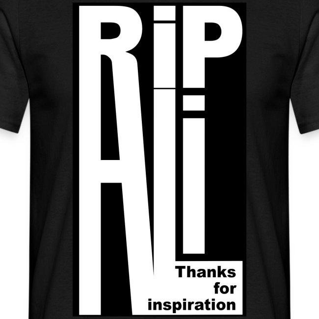 Rip ALI Black