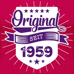 Original 1959 - Frauen Premium T-Shirt