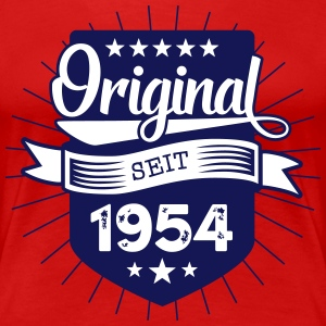 Original 1954 - Frauen Premium T-Shirt