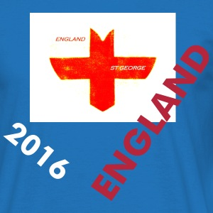 Englands in France but out of #EU  - Men's T-Shirt