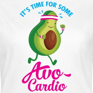 It\\\'s Time For Some Avo Cardio Tee shirts - T-shirt Femme