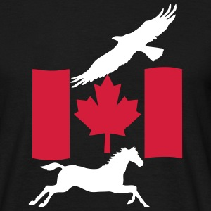 Freedom in Canada  T-Shirts - Men's T-Shirt