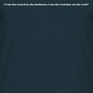 Watcher on the Wall - Men's T-Shirt