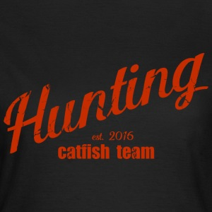 hunting catfish team T-Shirts - Frauen T-Shirt