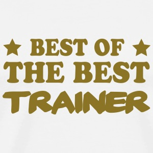 Best of the best trainer T-Shirts - Männer Premium T-Shirt