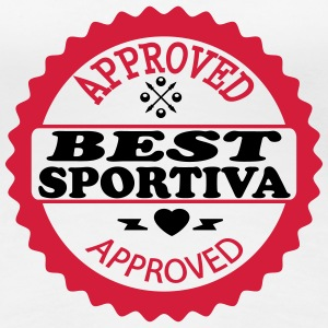 Approved best sportiva T-Shirts - Frauen Premium T-Shirt