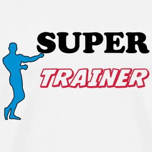 Super trainer T-Shirts - Men's Premium T-Shirt