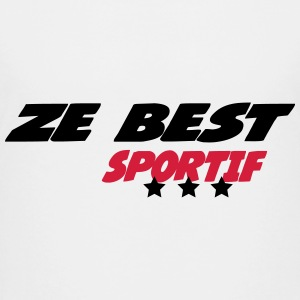 ZE best sportif T-Shirts - Teenager Premium T-Shirt