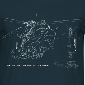 Caracal Board Staff 2 T-Shirts - Men's T-Shirt