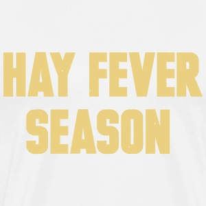 Hay Fever Season - Men's Premium T-Shirt