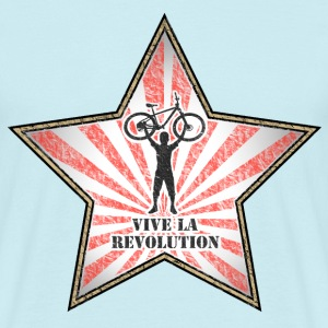 Vive La Revolution - Men's T-Shirt