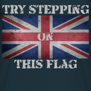 Step on Flag - Men's T-Shirt