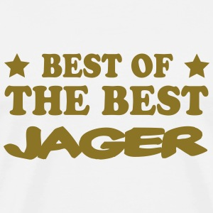 Best of the best jager T-Shirts - Men's Premium T-Shirt
