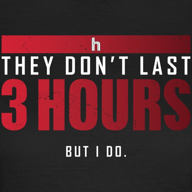 3 Hours (Women)
