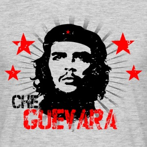 Che Guevara Distressed Men T-Shirt - Camiseta hombre