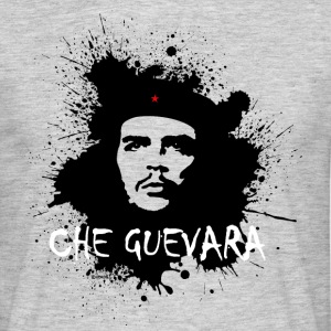Che Guevara Splatter Men T-Shirt - Herre-T-shirt