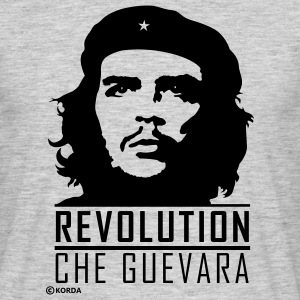 Che Guevara Revolution Flex 2 Men T-Shirt - Herre-T-shirt