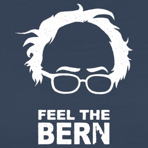 FEEL THE BERN - white T-Shirts - Männer Premium T-Shirt