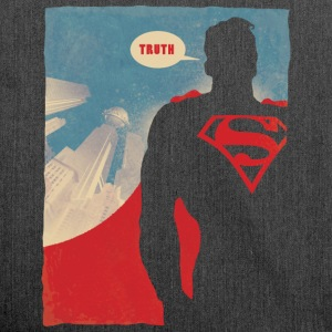 Superman 'Truth' Stoffbeutel - Schultertasche aus Recycling-Material
