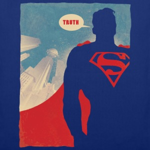 Superman 'Truth' Tote Bag - Tygväska