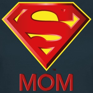 Superman 'Super MOM' Women T-Shirt - T-skjorte for kvinner