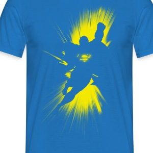 Superman 'Shadow' Men T-Shirt - T-skjorte for menn