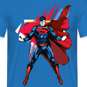 Superman Pose Men T-Shirt - Herre-T-shirt