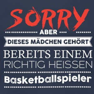 Richtigheiß_Basketball T-Shirts - Frauen Premium T-Shirt