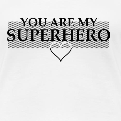Superhero Black