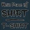 Mein Name ist SHIRT - Männer T-Shirt