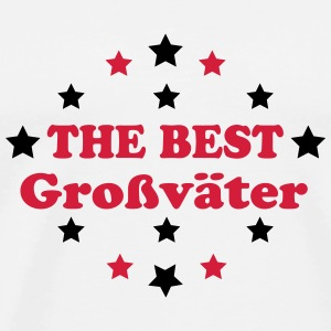 The best grossvater T-Shirts - Männer Premium T-Shirt
