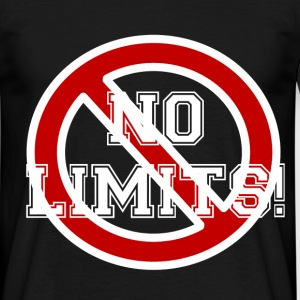 No more limits - Men's T-Shirt