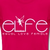 Damen T-Shirt elfe - Frauen T-Shirt