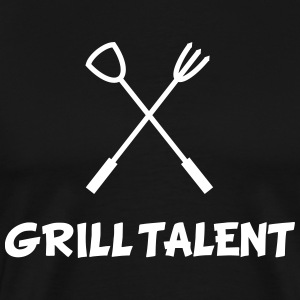 Grill Talent T-Shirts - Men's Premium T-Shirt