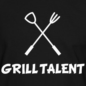Grill Talent T-Shirts - Men's Ringer Shirt