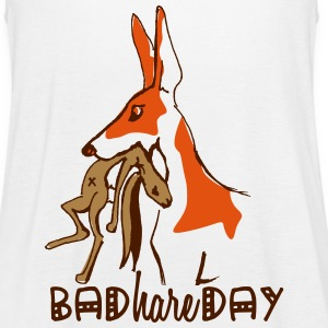 bad_hare_day Tops - Frauen Tank Top von Bella