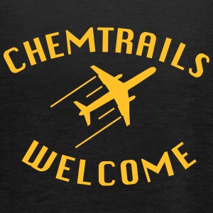 Chemtrails Welcome Tops - Women's Tank Top by Bella