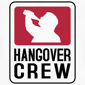 Hangover Crew T-Shirts - Men's V-Neck T-Shirt