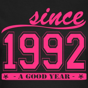1992 T-Shirts - Frauen T-Shirt