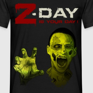 Z-DAY Tee shirts - T-shirt Homme