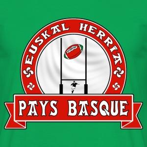 Pays Basque sport rouge