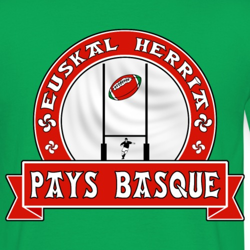 Pays Basque sport rouge