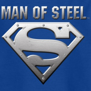 Superman Man of Steel Tee shirt Ado - T-shirt Ado