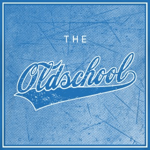 The Oldschool -  White - Camiseta hombre