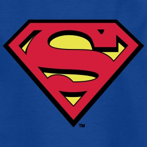Superman Logo Teenager T-Shirt - Teenager T-shirt