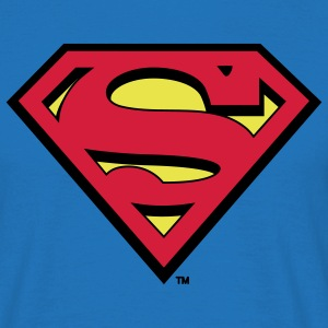 Superman Logo Men T-Shirt - Herre-T-shirt