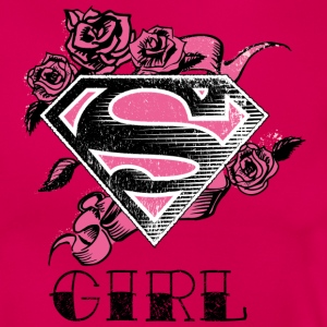 Superman 'S-Shield Girl' Frauen T-Shirt - Frauen T-Shirt