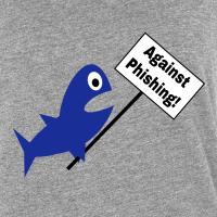 """Nerd T-Shirts mit """"Against Phishing Nerd"""""""